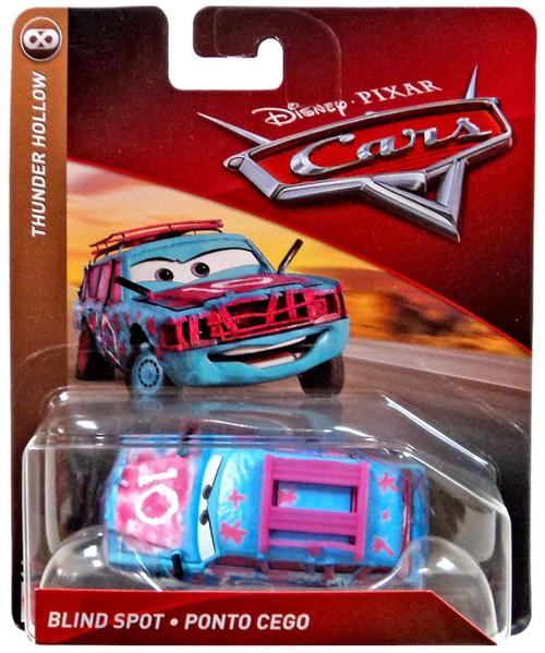 Disney / Pixar Cars Cars 3 Thunder Hollow Blind Spot Diecast Car