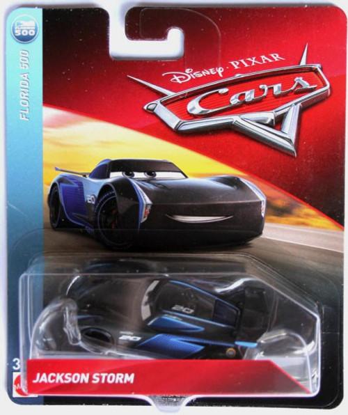 Disney / Pixar Cars Cars 3 Florida 500 Jackson Storm Diecast Car