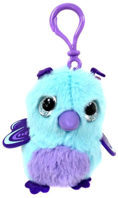 Series 1 Hatchimals 3.5-Inch Mini Plush Clip-On [Blue & Purple]
