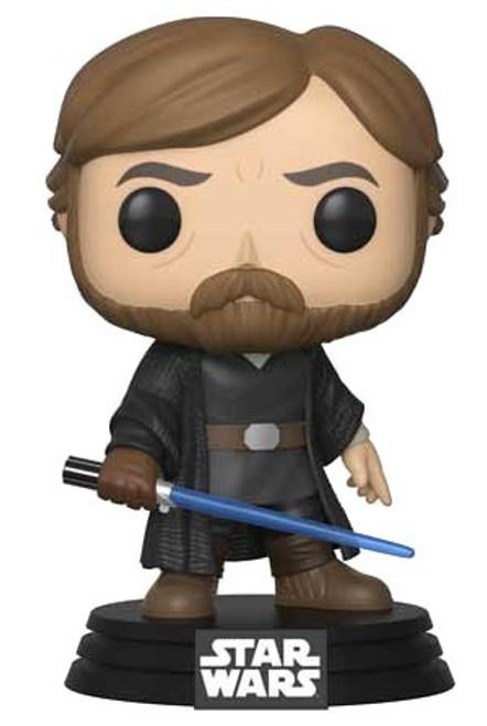 Funko The Last Jedi POP! Star Wars Luke Skywalker Vinyl Bobble Head [Final Battle]