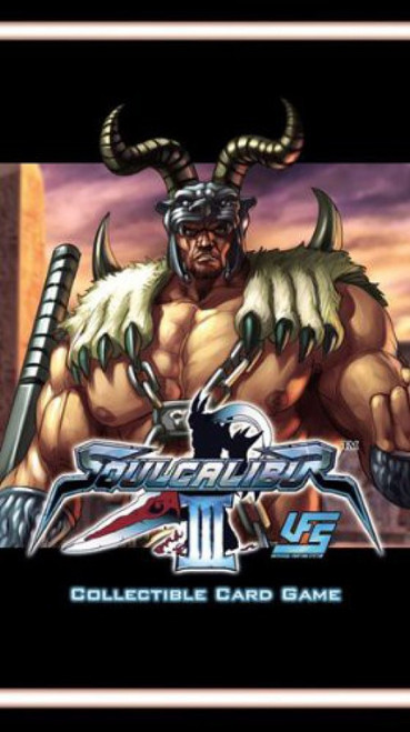 Universal Fighting System Soul Calibur III Soul Arena Booster Pack