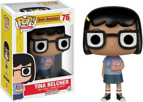 Funko Bob's Burgers POP! Animation Tina Belcher Vinyl Figure #76