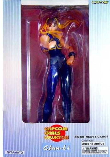 Street Fighter Capcom Girls Collection Chun-Li PVC Statue