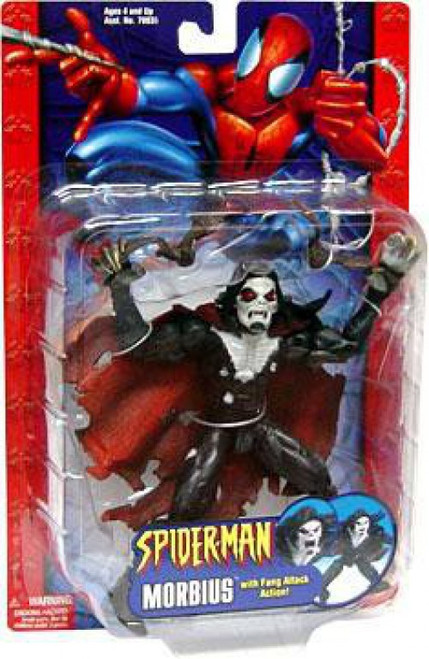 Spider-Man Morbius Action Figure