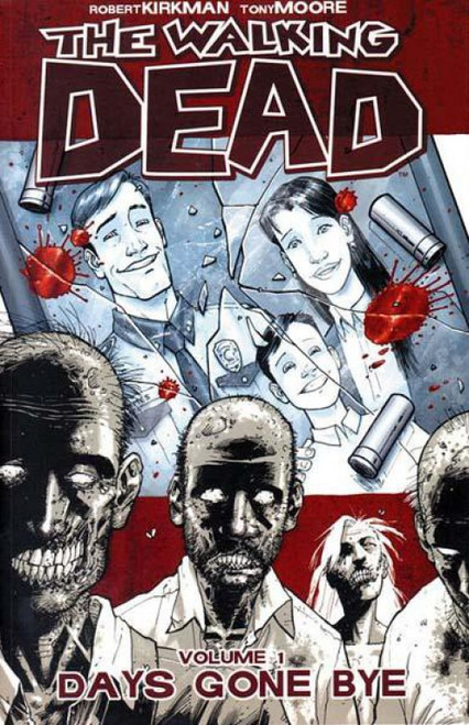 Image Comics The Walking Dead Volume 1 Trade Paperback [Days Gone By]