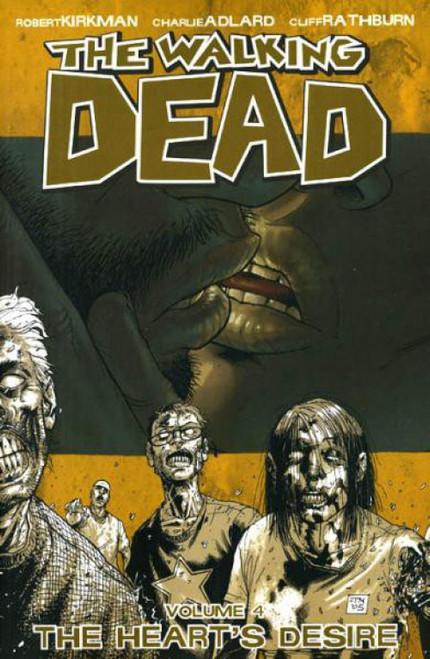 Image Comics The Walking Dead Volume 4 Trade Paperback [The Heart's Desire]