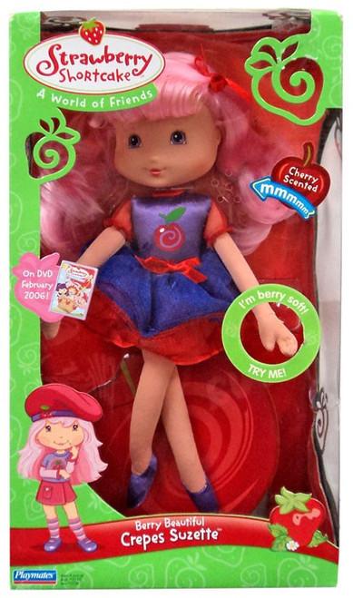 Strawberry Shortcake Berry Beautiful Surprise Crepes Suzette 12-Inch Plush Doll