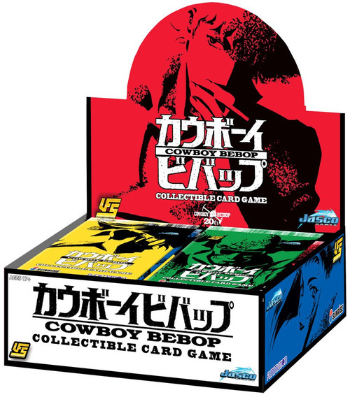 UFS Cowboy Bebop Booster Box [24 Packs]