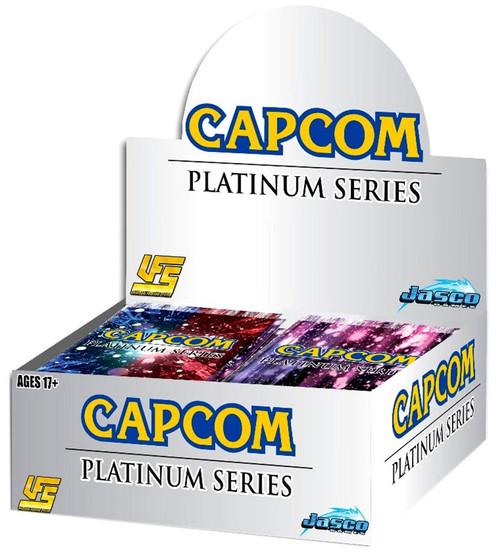 UFS Capcom Platinum Series Booster Box [24 Packs]