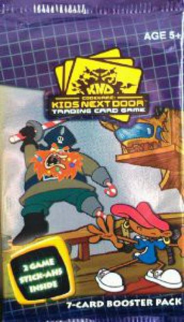 Codename Kids Next Door Base Set Booster Pack