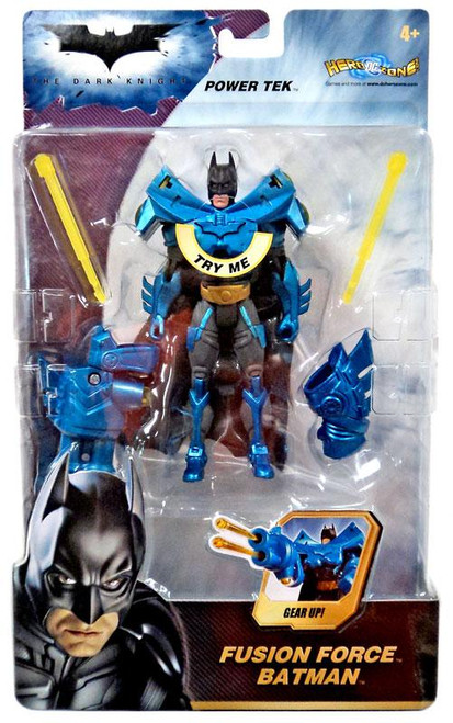 The Dark Knight Power Tek Batman Action Figure [Fusion Force]