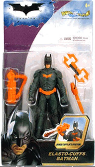 The Dark Knight Batman Action Figure [Elasto-Cuffs]