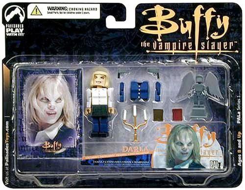 Buffy The Vampire Slayer PALz Series 1 Darla Mini Figure