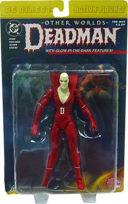 DC Other Worlds Deadman Action Figure