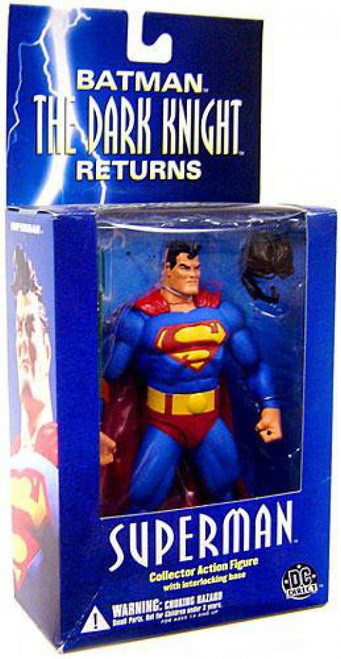 Batman The Dark Knight Returns Superman Action Figure