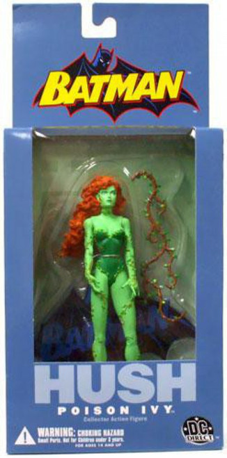 Batman Hush Series 1 Poison Ivy Action Figure