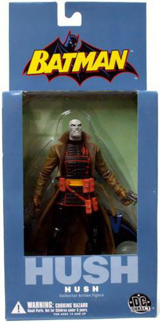 Batman Hush Series 1 Hush Action Figure