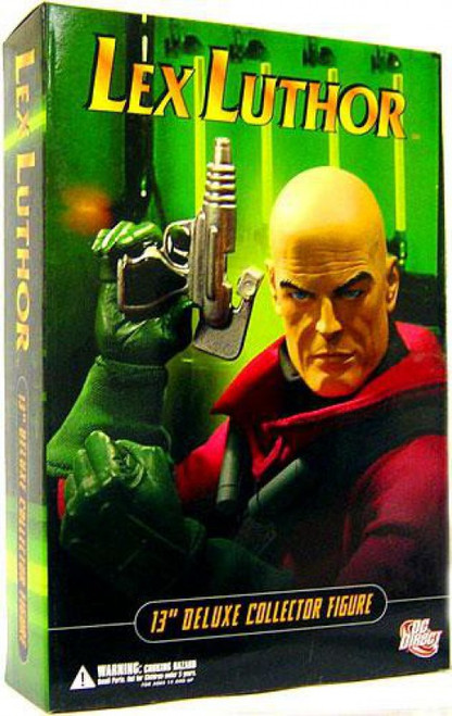DC Lex Luthor 13-Inch Deluxe Collector Figure