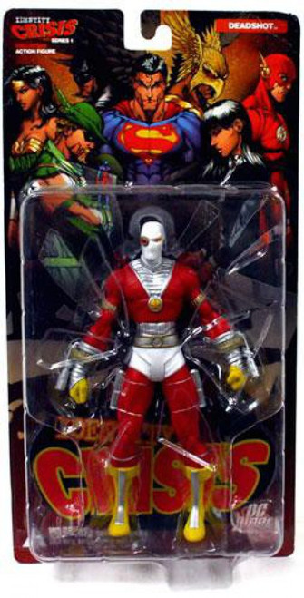 DC Identity Crisis Series 1 Deadshot Action Figure