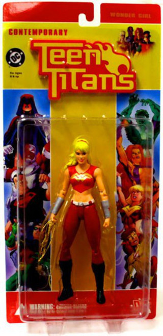 DC Teen Titans Contemporary Series 1 Wonder Girl Action Figure