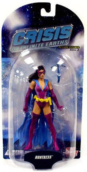 DC Crisis on Infinite Earths Series 3 Earth 2 Huntress Action Figure