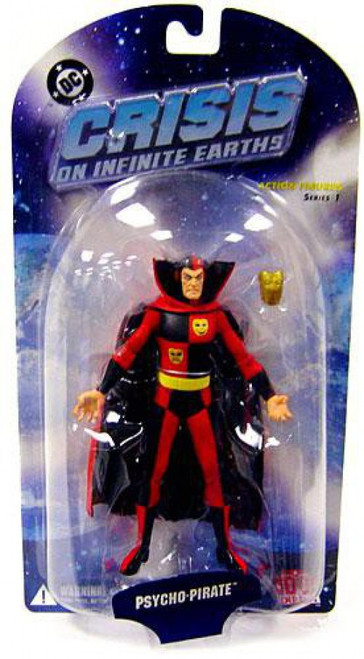 DC Crisis on Infinite Earths Series 1 Psycho Pirate Action Figure