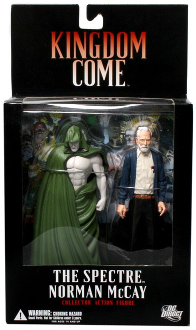 DC Kingdom Come Series 2 The Spectre & Norman McKay Action Figure