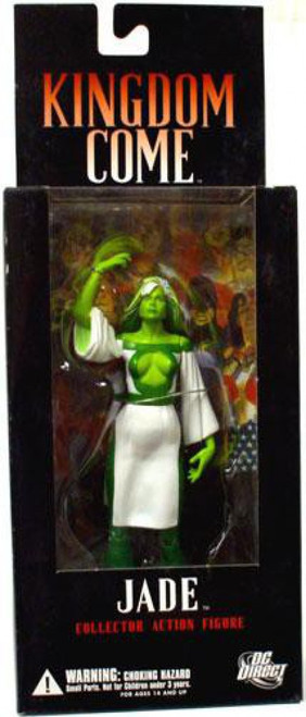 DC Kingdom Come Series 2 Jade Action Figure