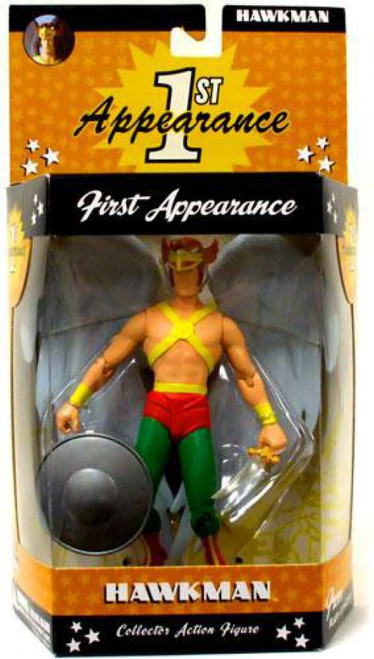 DC First Appearance Series 2 Hawkman Action Figure