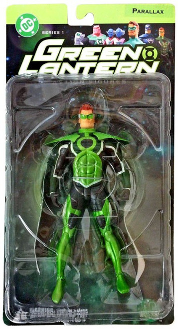 DC Green Lantern Series 1 Parallax Action Figure
