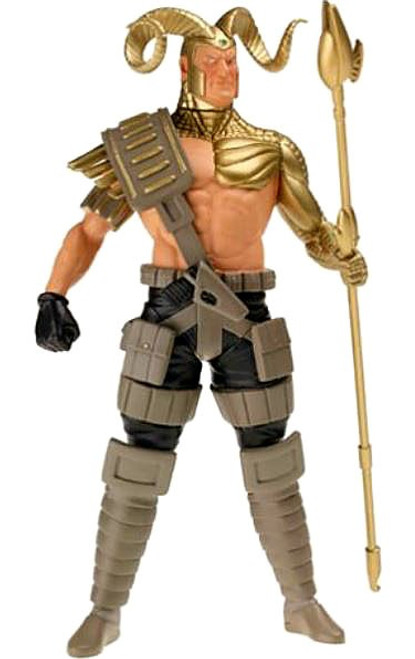 DC Kingdom Come Series 3 Magog Action Figure