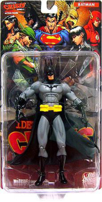 Identity Crisis Series 2 Batman Action Figure