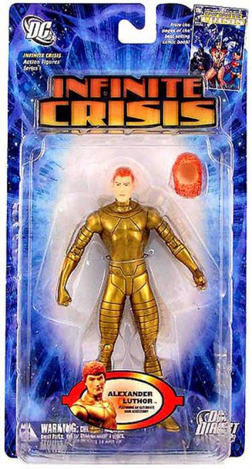 DC Superman Infinite Crisis Series 1 Alexander Luthor Action Figure