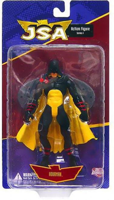 DC JSA Series 1 Hourman Action Figure