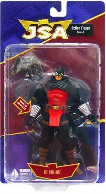 DC JSA Series 1 Dr. Mid-Nite Action Figure