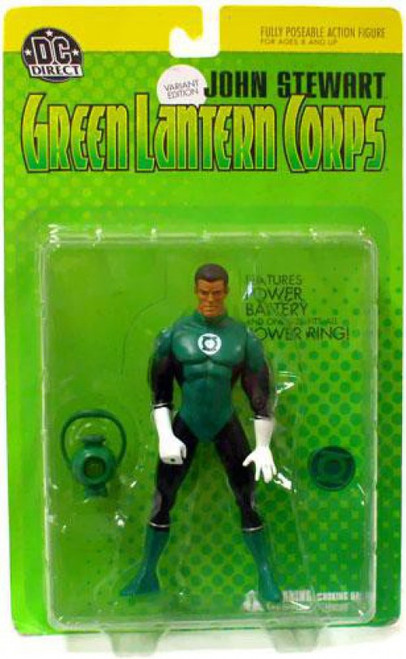 DC Green Lantern Corps John Stewart Action Figure [Variant]