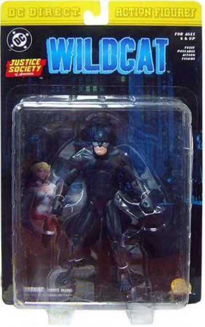 Shazam JSA Justice Society of America Wildcat Action Figure