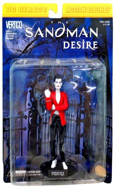 DC Vertigo Sandman Desire Action Figure