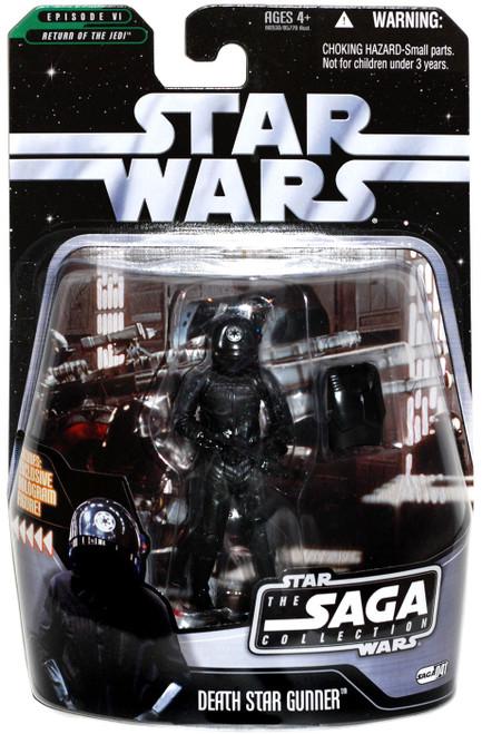 Star Wars Return of the Jedi 2006 Saga Collection Death Star Gunner Action Figure #41