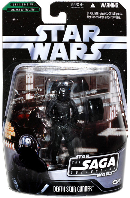 Star Wars Return of the Jedi 2006 Saga Collection Death Star Gunner Action Figure #41