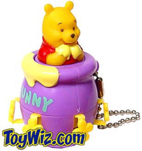 Disney Winnie the Pooh Bear Keychain #1