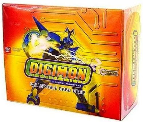 Digimon Trading Card Game Hybrid Warriors Booster Box [24 Packs]