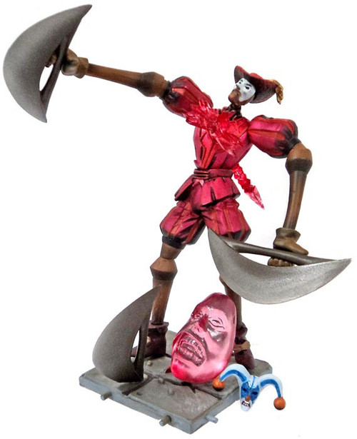 Devil May Cry Series 1 Red Marionette Trading Figure
