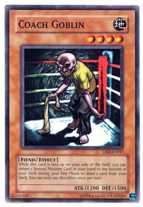 YuGiOh Dark Revelation 2 Common Coach Goblin DR2-EN015