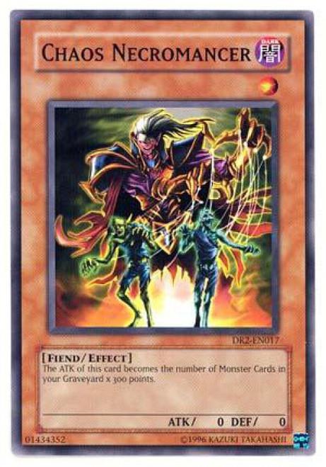 YuGiOh Dark Revelation 2 Common Chaos Necromancer DR2-EN017