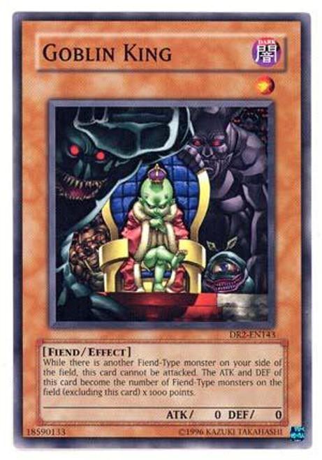 YuGiOh Dark Revelation 2 Common Goblin King DR2-EN143