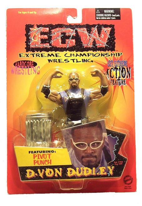 ECW Wrestling Champion Clashers Pivot Punch D-Von Dudley Action Figure