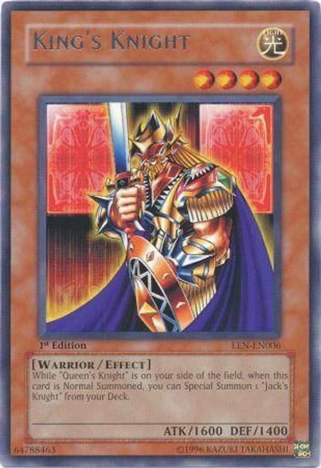 YuGiOh Elemental Energy Rare King's Knight EEN-EN006