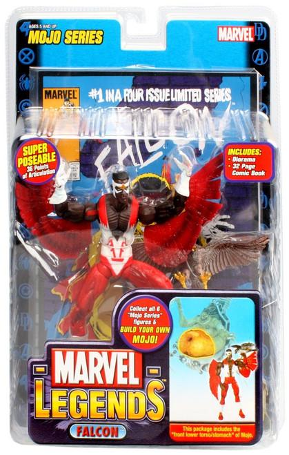 Marvel Legends Series 14 Mojo Falcon Action Figure [Classic]