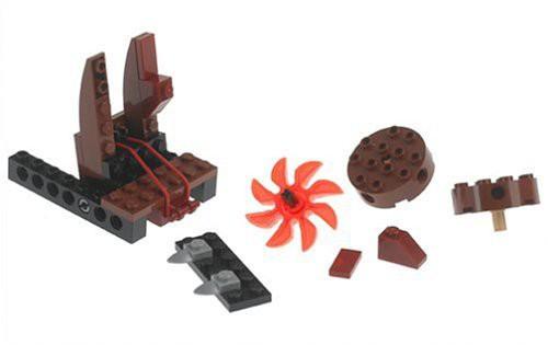LEGO Knights Kingdom Fireball Catapult Set #8873